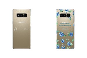 Samsung Galaxy Note 8 - UV PC Clear