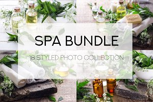 Spa setting bundle