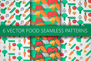 Vegetables Patterns