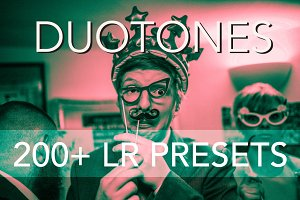 Duotone 200 + Lightroom Presets