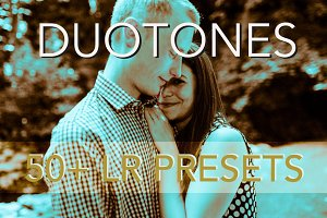 Duotone 50 + Lightroom Presets