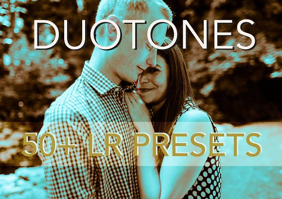 Duotone 50 Lightroom Presets
