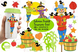 Harvest Fall Clipart AMB-147