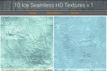 Ice Seamless HD Textures v.1