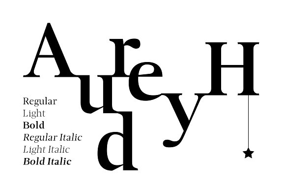 Audrey h fonts serif fonts creative market thecheapjerseys Images