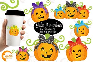 Girlie Pumpkin graphics AMB-148