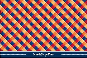 Abstract seamless pattern. Tile.