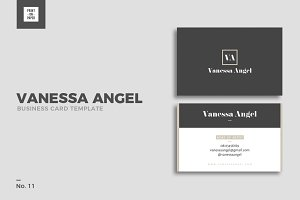 Feminine Business Card No. 11