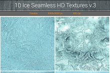Ice Seamless HD Patterns v.3