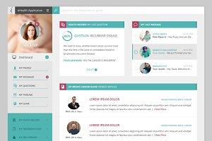 Health Web App