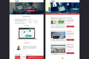 GrafiQa Agency - Multipurpose Theme