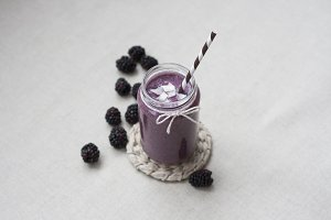 Blackberry Smoothie