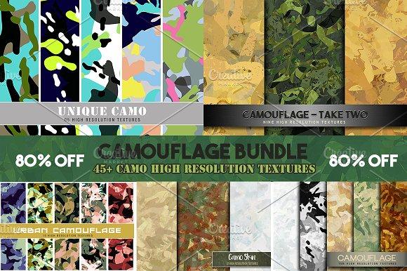 Camouflage Bundle