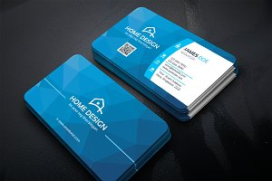 Home Design Business Card