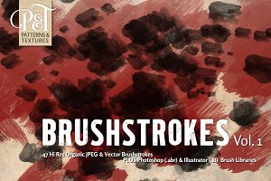 Brushstrokes Vol. 1