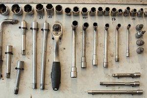 used tools for car repair