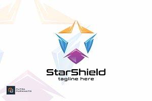 Star Shield - Logo Template