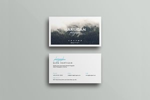 Photography Business card #58