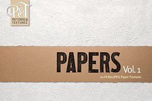 Papers Vol. 1