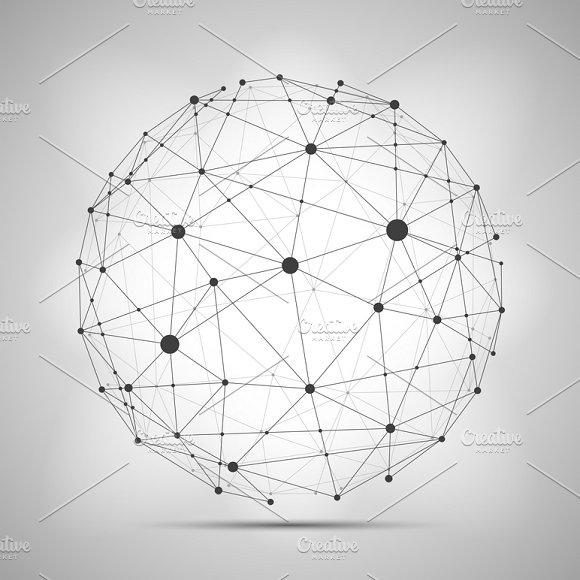 Globe Connection Concept