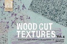 Wood Cut Textures Vol. 4