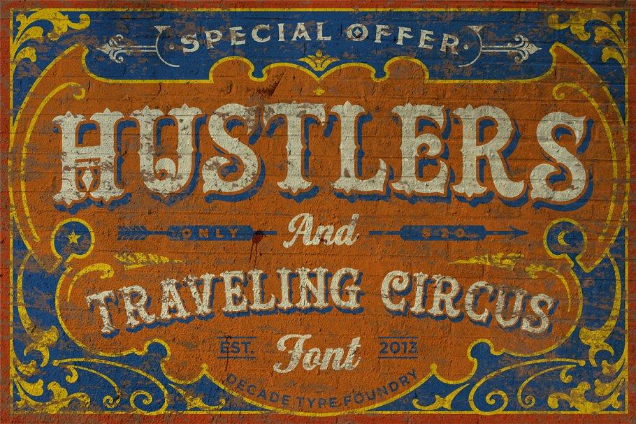 Hustlers Clean & Rough
