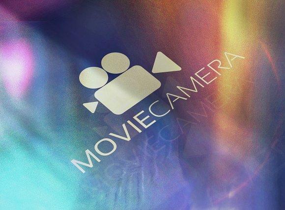 Camera Fx Logo Mock-up