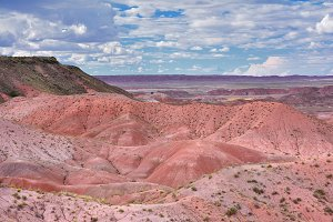 Nature Painted Desert.