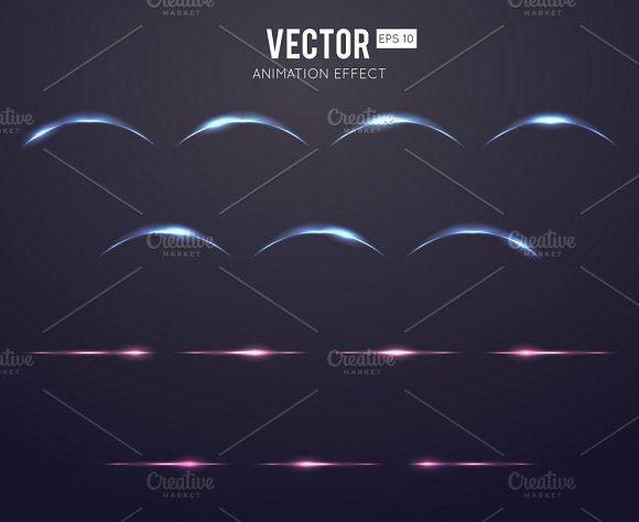 Realistic Light Effect Lens Flare