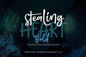 STEALING HEART BOLD