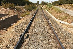 Railroad running