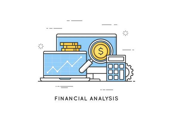 Financial Analysis Project Management Statistics Business Str