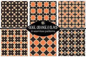 Set 67 - 6 Seamless Patterns