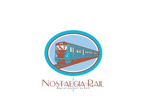 Nostalgia Rail Journey Logo