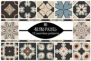 Set 68 - 12 Seamless Patterns