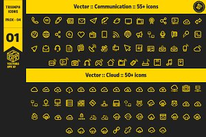 Triumph Icons Pack 04