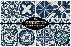 Set 70 - 8 Seamless Patterns