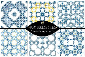 Set 72 - 6 Seamless Patterns