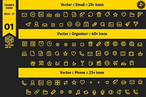Triumph Icons Pack 07