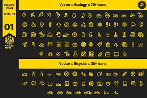 Triumph Icons Pack 09