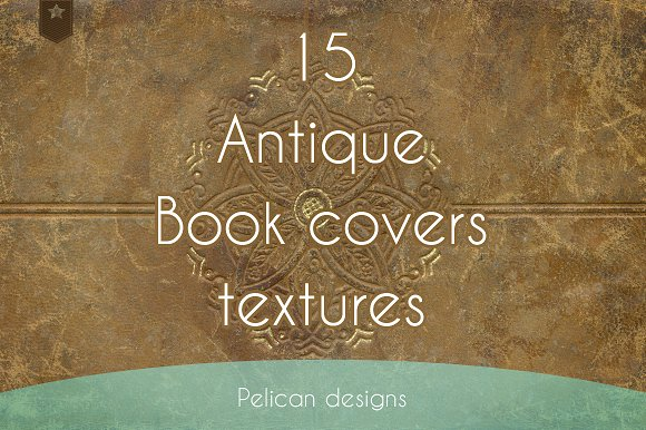 Old Book Covers Textures : Antique book cover textures creative market
