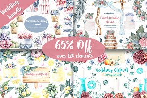 65 % off WEDDING BUNDLE