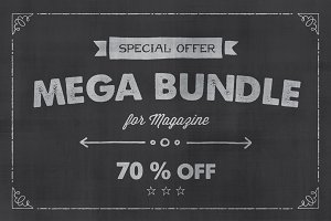 (70% Off) Magazine Bundle