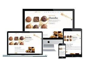 ET Bakery – Bakery Website Templates