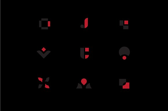 Minimalist Logo Collection