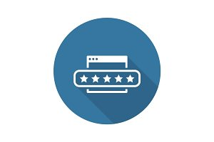 Customer Feedback Icon.