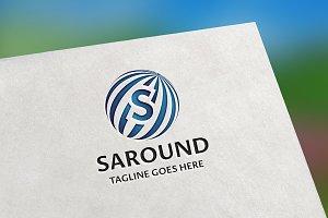 Saround (Letter S) Logo