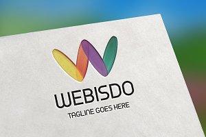 Webisdo (Letter W) Logo