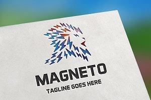 Magneto Lion Logo