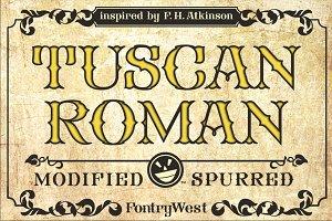 FHA Tuscan Roman